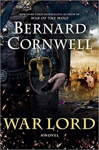 War Lord: A Novel (Saxon Tales) by Bernard Cornwell (2020, Hardcover)