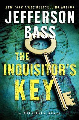 The Inquisitors Key: A Body Farm (Body Farm)