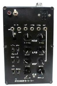synthesizer new used voice korg modular analog ebay. Black Bedroom Furniture Sets. Home Design Ideas