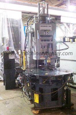 125 Ton Newbury Rotary Injection Molding Machine 90