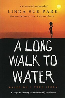 A Long Walk to Water: Based on a True Story by Linda Sue Park, (Paperback), HMH