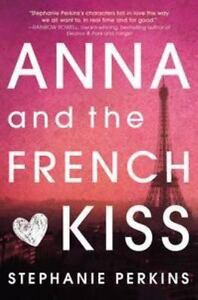 details about anna and the french kiss by stephanie perkins 2010