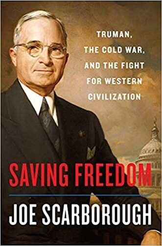Saving Freedom : Truman, the Cold War, and the Fight for the Future of Europe...