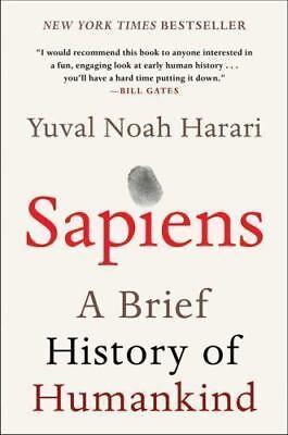 Sapiens: A Brief History of Humankind by Yuval Noah Harari EB00K PDF EPUB !!!