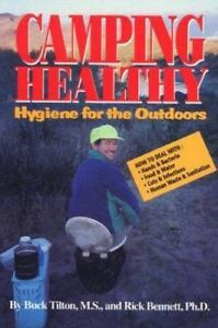 NEW - Camping Healthy: Hygiene for the Outdoors (Travel)