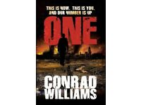 One by Conrad Williams (Paperback, 2009)