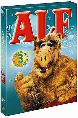 ALF - INTEGRALE SAISON 3 -    DVD NEUF
