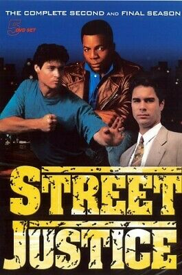 Street Justice: The Complete Second and Final Season [New DVD] Canada