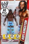 WWE Figures Kofi Kingston