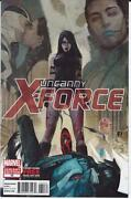 Uncanny X-force 35 Variant
