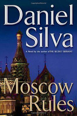 Moscow Rules  Gabriel Allon  By Daniel Silva