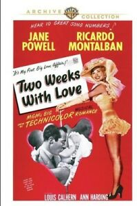 Two Weeks With Love [New DVD] Manufactured On Demand