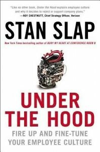 Under the Hood: Fire Up and Fine-Tune Your Employee Culture by Sl 9781591845027