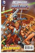 Masters of The Universe Comic