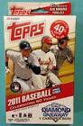 2011 Topps Update Box