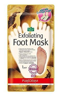 - Peeling & Exfoliating Foot Mask Large Size Available (1 Pack~ 72 Packs)
