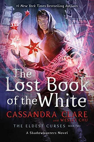 The Lost Book of the White, 2 (Eldest Curses) by Chu, Wesley Book The Fast Free
