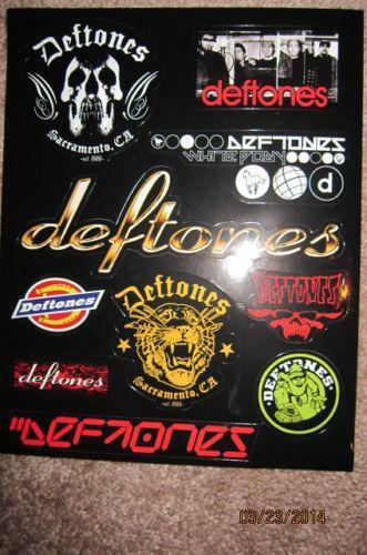 Deftones Sticker Ebay