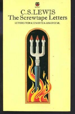 The Screwtape Letters by Lewis, C. S. Paperback Book The Fast Free Shipping