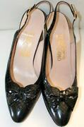 Ferragamo Womens Shoes Size 10