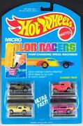 Hot Wheels Color Racers