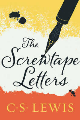 The Screwtape Letters - Paperback By Lewis, C. S. - GOOD