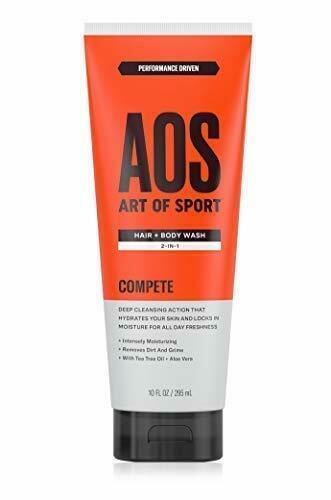 Art of Sport Hair and Body Wash 2in1 with Tea Tree Oil and A