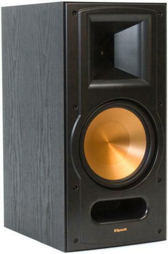 klipsch rb 81 home speakers subwoofers ebay. Black Bedroom Furniture Sets. Home Design Ideas