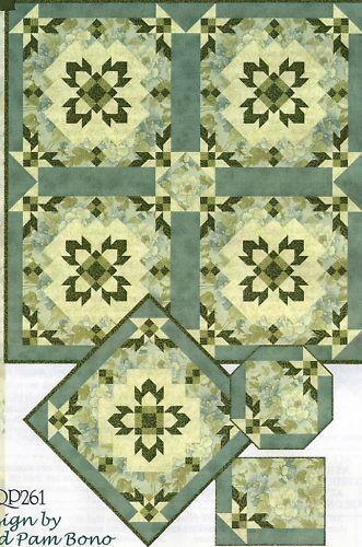 Pam Bono Quilt Pattern Ebay