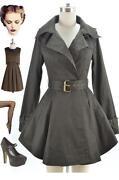 Full Skirt Coat