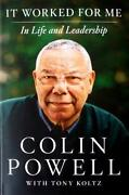 Colin Powell It Worked for Me