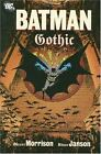 Grant Morrison Books in Gothic