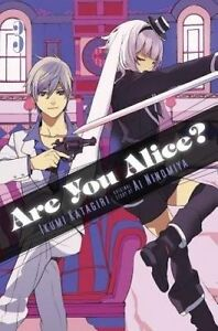 Are You Alice?, Vol. 3 by Katagiri, Ikumi -Paperback