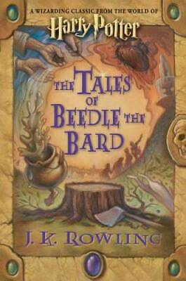 The Tales of Beedle the Bard, Standard Edition (Harry Potter) - Hardcover - GOOD
