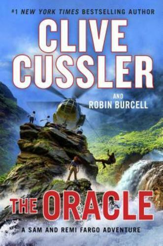 The Oracle By Clive Cussler: New
