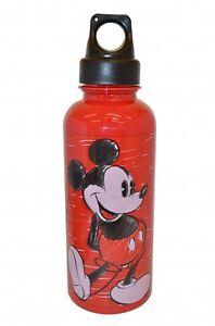 Disney-Mickey-Mouse-Rojo-Cantina-500-Ml-Botella-Nueva-Regalo
