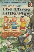 Ladybird Three Little Pigs