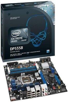 Intel Motherboard BOXDP55SB Intel P55 LGA1156 FSB1600 DDR3 PCI Express 2x16... for sale  Los Angeles