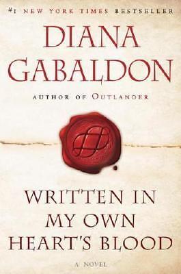 Written in My Own Heart's Blood by Diana Gabaldon (author)