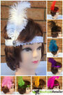 Headpiece Feather Hair Accessories for Women