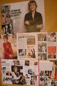 Jane Fonda Clippings
