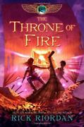Rick Riordan Throne of Fire