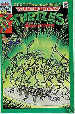 Teenage Mutant Ninja Turtles Adventures # 3 (USA)
