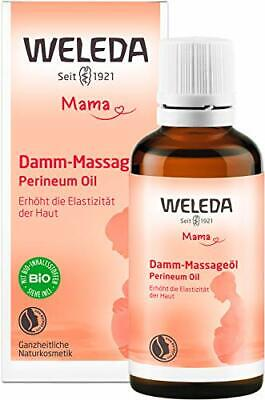 Weleda Damm Massageöl Naturkosmetik Körperöl 3 x 50ml Mandelöl Pflegeöl MHD 7/22