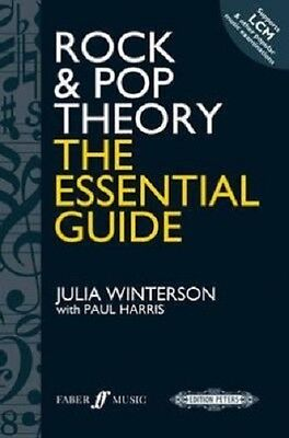 Rock & Pop Theory: The Essential Guide by Julia Winterson with Paul Harris