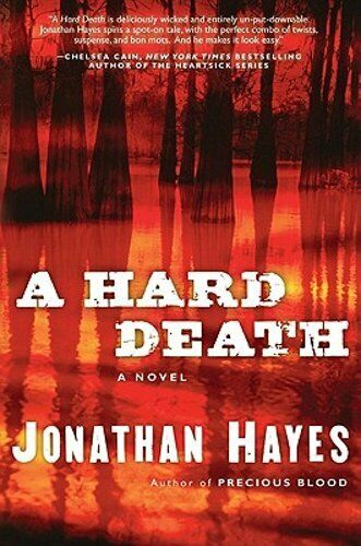 A Hard Death By Jonathan Hayes: Used