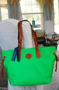 Dooney and Bourke Large Tote NWT