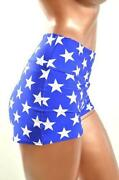 Blue White Stars Shorts