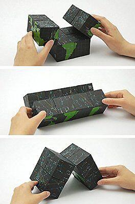 Jiogurafia globe eight cube Earth & Sky TG