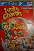 Lucky Charms Cereal Box